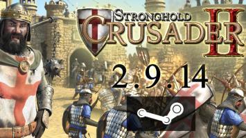 Stronghold Crusader 2 выйдет 2 сентября 2014 года во всем мире