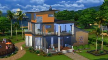 Новый видеоролик демонстрирует режим строительства The Sims 4