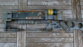 Реалистичная копия лазерной винтовки из Fallout 3