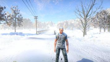 Снежный апокалипсис в H1Z1 на новых скриншотах проекта
