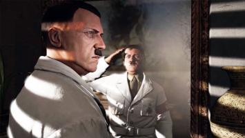 В Sniper Elite 3 подтверждается, что у Гитлера было лишь одно...