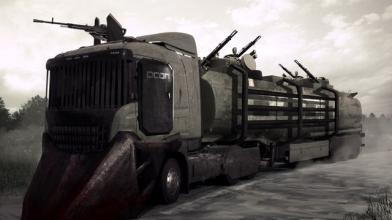 Разработчики Areal использовали набор пост-апокалиптических материалов для движка Unity, чтобы выдать их за свою игру