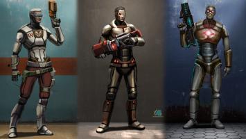 Первые детали и концепт-арты нового Unreal Tournament