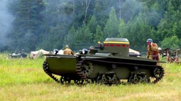 «Моторы войны — 2014». Репортаж с международного слета военной техники