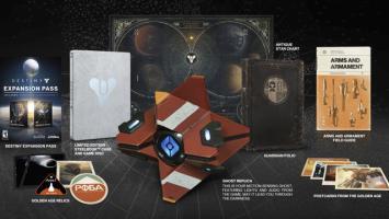 Коллекционные издания Destiny— Limited Edition иThe Ghost Edition