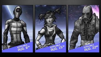 В Borderlands 2 появятся скины персонажей из Borderlands: The Pre-Sequel