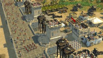 Волк возвращается в Stronghold Crusader 2