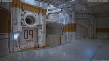 Виртуальный тур по новой карте Unreal Tournament с комментариями разработчиков