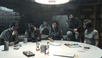 Alien: Isolation— видеоролик «Актеры фильма»