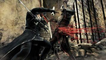 Неиспользованные боевые анимации в Dark Souls 2
