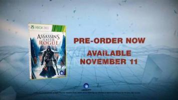 Существование Assassin's Creed: Rogue, известной под кодовым названием Comet, подтверждено
