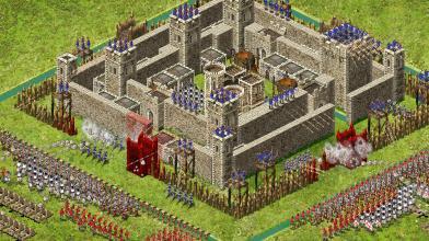 Вышло новое обновление Stronghold Kingdoms