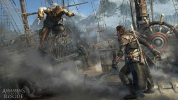 Живописные скриншоты Assassin's Creed: Rogue