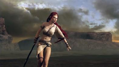 Новый фильм по мотивам Heavenly Sword выглядит хуже, чем ролики игры на PS3