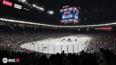 EA выпускает демоверсию игры NHL 15 для Xbox One и PlayStation 4