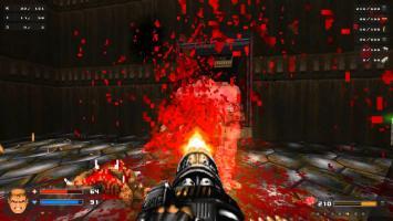 Модификация Brutal Doom с последним апдейтом стала еще более кровавой
