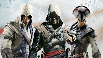 Assassin's Creed 3, 4 и Liberation HD выйдут в составе сборника Birth of a New World