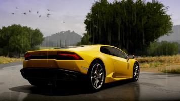 Бездорожье и погоня за самолетом в Forza Horizon 2