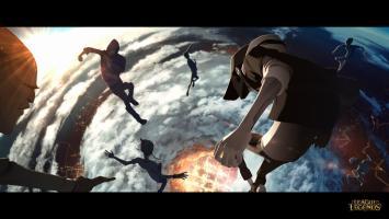 Музыкальный клип Warriors от Riot Games, приуроченный к началу Чемпионата мира по League of Legends