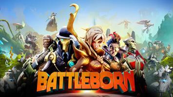 18 минут кооператива на пятерых игроков в Battleborn