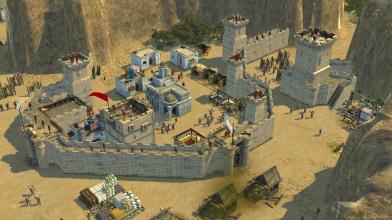 Firefly Studios выпустили Stronghold Crusader 2