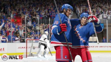 Апдейт для версий NHL 15 на PS4 и Xbox One добавляет контент, уже доступный на предыдущем поколении