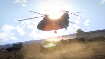 Дополнение Arma 3 Helicopters приземлится в ноябре