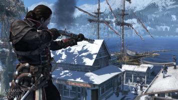 20 минут геймплея Assassin's Creed: Rogue с выставки EGX 2014