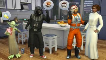 Новый апдейт Sims 4 содержит костюмы героев Star Wars и привидений, а бассейны вернутся в следующем месяце