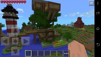 В Minecraft можно сыграть на умных часах