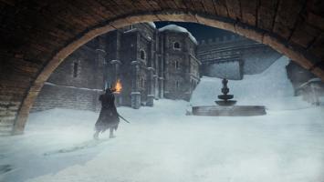 Запоздавший релизный трейлер Dark Souls 2: Crown of the Ivory King