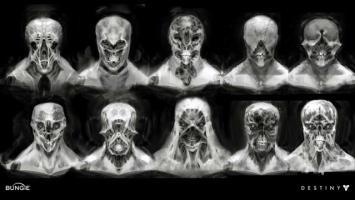 Художники Destiny поделились шикарными материалами
