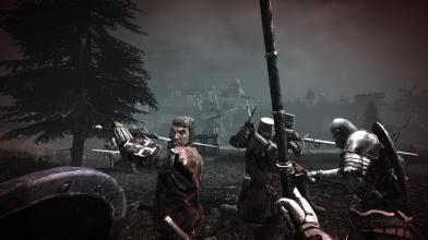 Chivalry: Medieval Warfare выходит на прошлом поколении в этом месяце