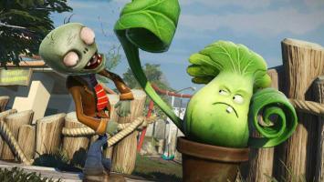 Plants vs Zombies: Garden Warfare появилась в EA Access