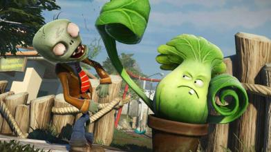 Plants vs Zombies: Garden Warfare появилась в EA Access