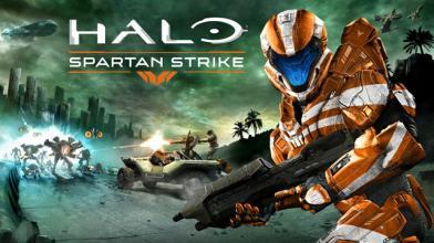Видео анонса Halo: Spartan Strike