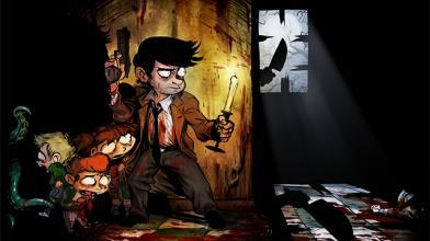 Создатель Alone inthe Dark возвращается вжанр «survival horror»
