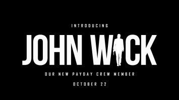 Играбельный Джон Уик будет добавлен в бесплатном апдейте для Payday 2