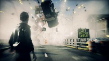Новый геймплей Quantum Break— эксклюзива для Xbox One