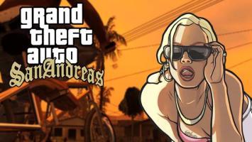 Grand Theft Auto: San Andreas выходит на Xbox 360 на следующей неделе