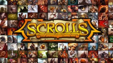 Полноценный релиз Scrolls ожидается в ноябре