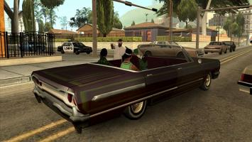 Свежие скриншоты обновленной GTA: San Andreas для Xbox 360
