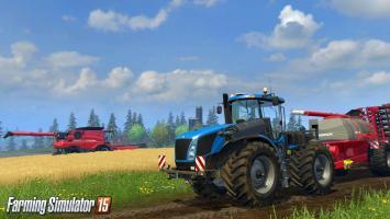 Умилительный релизный трейлер Farming Simulator 15