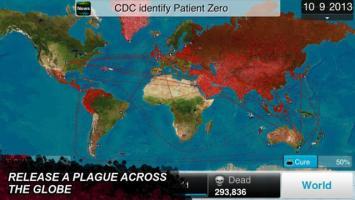 Количество скачиваний Plague Inc. растет вместе с распространением вируса Эбола
