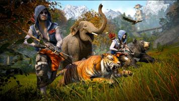 Подробности мультиплеера Far Cry 4 раскрываются в новом видео