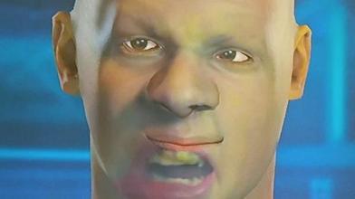 Жуткие лицевые сканы в NBA 2K15 стали масками для Хэллоуина