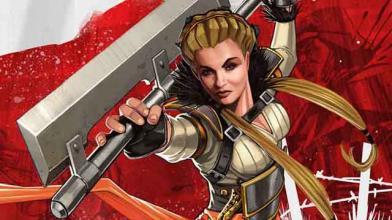Дебютный геймплей Battlecry и демонстрация трех игровых классов