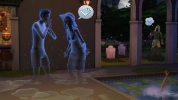 Долгожданный апдейт для The Sims 4 добавил бассейны