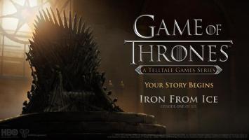 Первый эпизод Game of Thrones от Telltale получил название