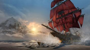 В релизном трейлере Assassin's Creed: Rogue повсюду брызжет кровь